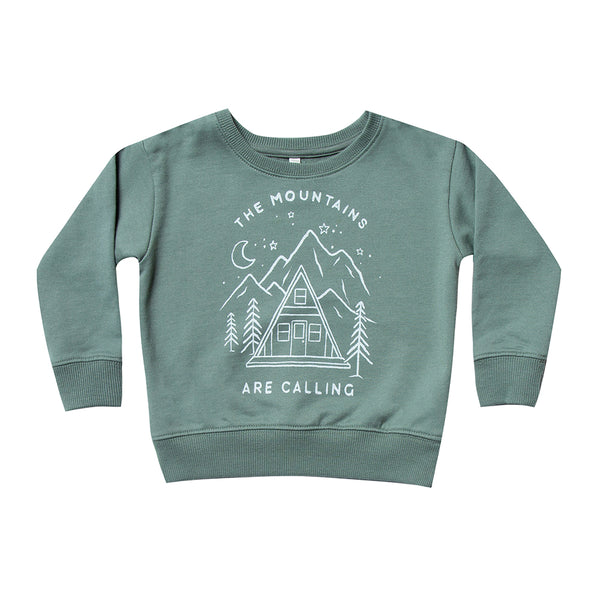 Mountains Sweatshirt