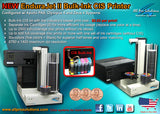 All Pro Solutions - EnduraJet II CISS Bulk-Ink Printer Consumables & Accessories