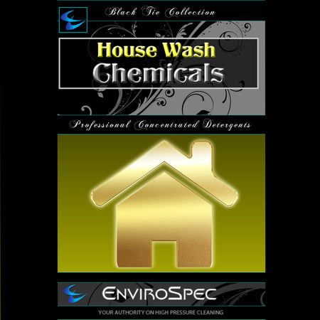 EnviroSpec Professional House Wash Chemicals