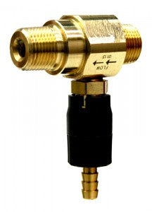 Chemical Injector 'Suds Sucker' Brass, 5-8 GPM, Adjustable - EnviroSpec (1919391334470)