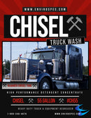 Chisel Heavy Duty Truck Wash High Solvent