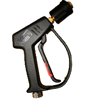 Trigger Gun - 501 Series Variable - Up 7 GPM @4,500 PSI - EnviroSpec (1900467880006)