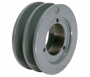 "Engine Pulley - 2 Groove - 3.4"" - 1450 RPM"
