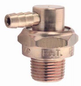 "Thermal Relief Valve - 3/8"" with Barb Discharge - EnviroSpec (1960513863750)"