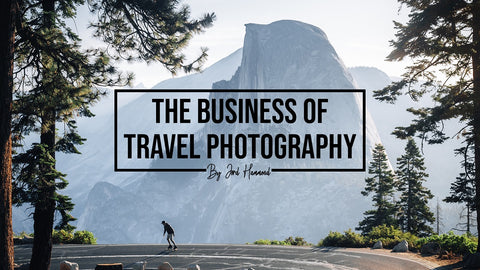 The Business of Travel Photography course