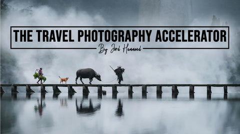 The Travel Photography Accelerator