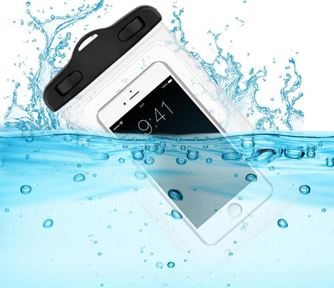 Waterproof phone bag for Swimming / Diving For iPhone Samsung HUAWEI LG
