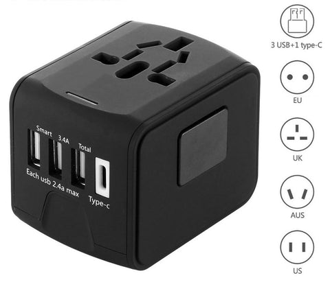 Best USB Wall Charger International Adapter