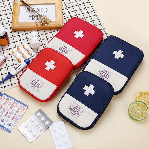 First Aid Kit  Medicine Bag for Travel