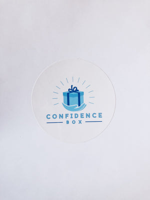 ConfIdence Box Sticker