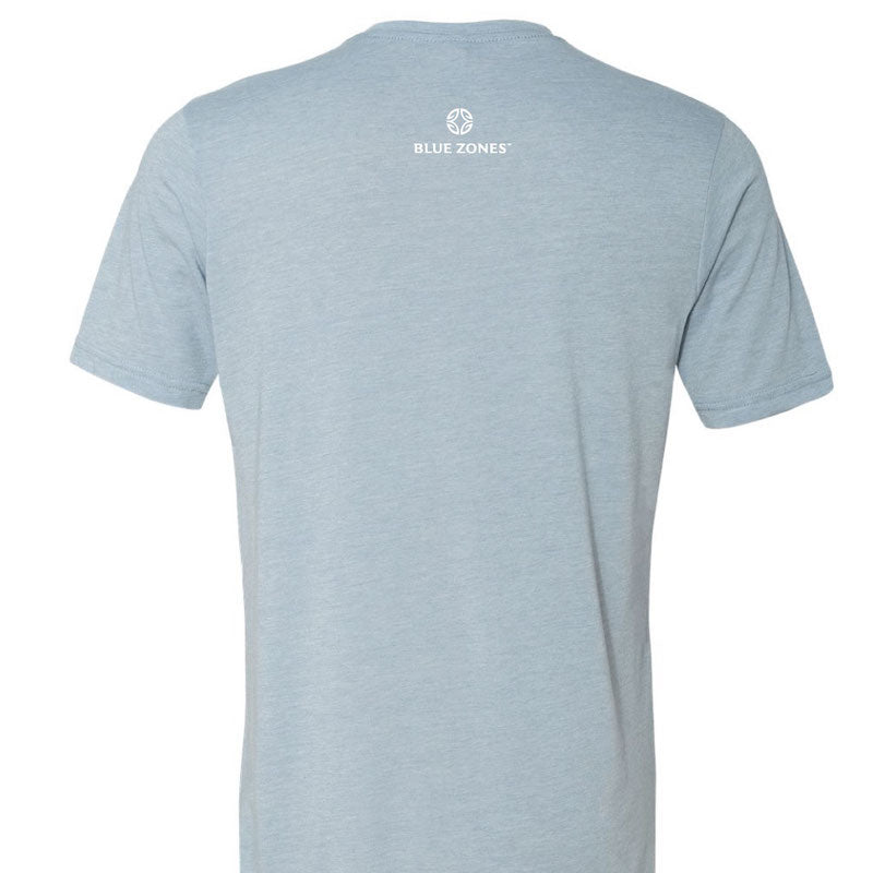 Blue Zones T-Shirt - Nuts & Naps