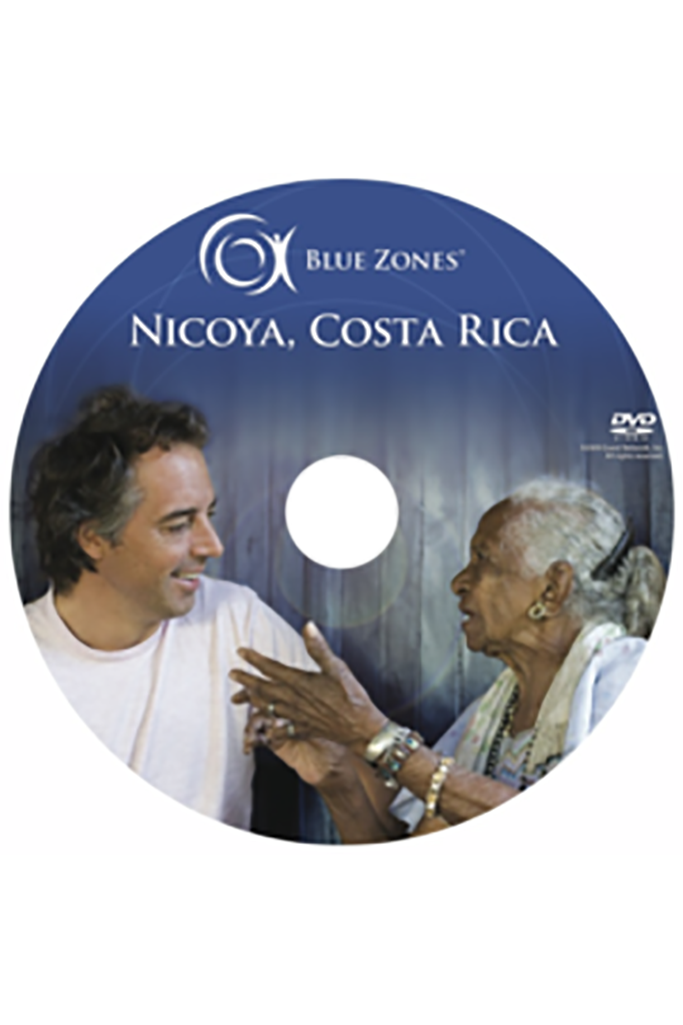 Nicoya, Costa Rica - Blue Zones DVD