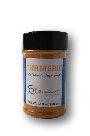 Okinawa's Superfood - Blue Zones® Ground Turmeric