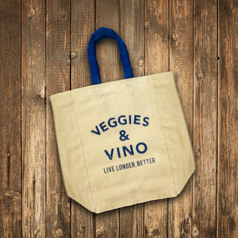 Blue Zones® Farmers Market Tote