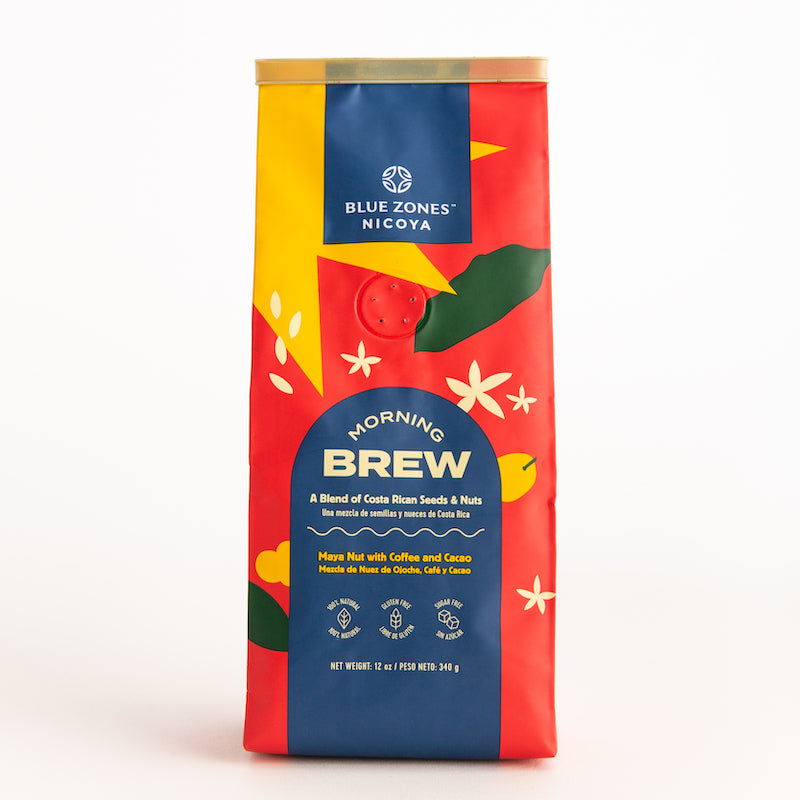 Maya Nut, Coffee and Cacao Morning Brew 340g