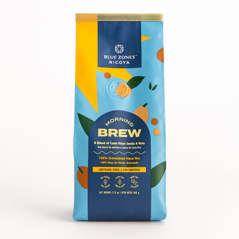 100% Maya Nut Morning Brew 500g