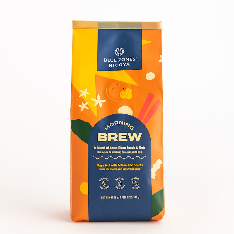 Coffee, Maya Nut and Spices Morning Brew 340g
