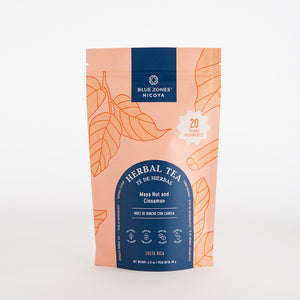 Maya Nut and Cinnamon Tea 60g