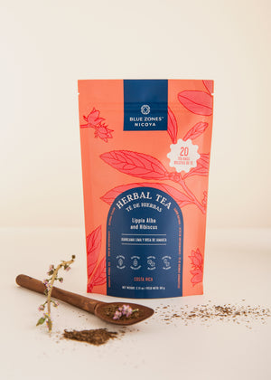 Lippia Alba and Hibiscus Tea 60g