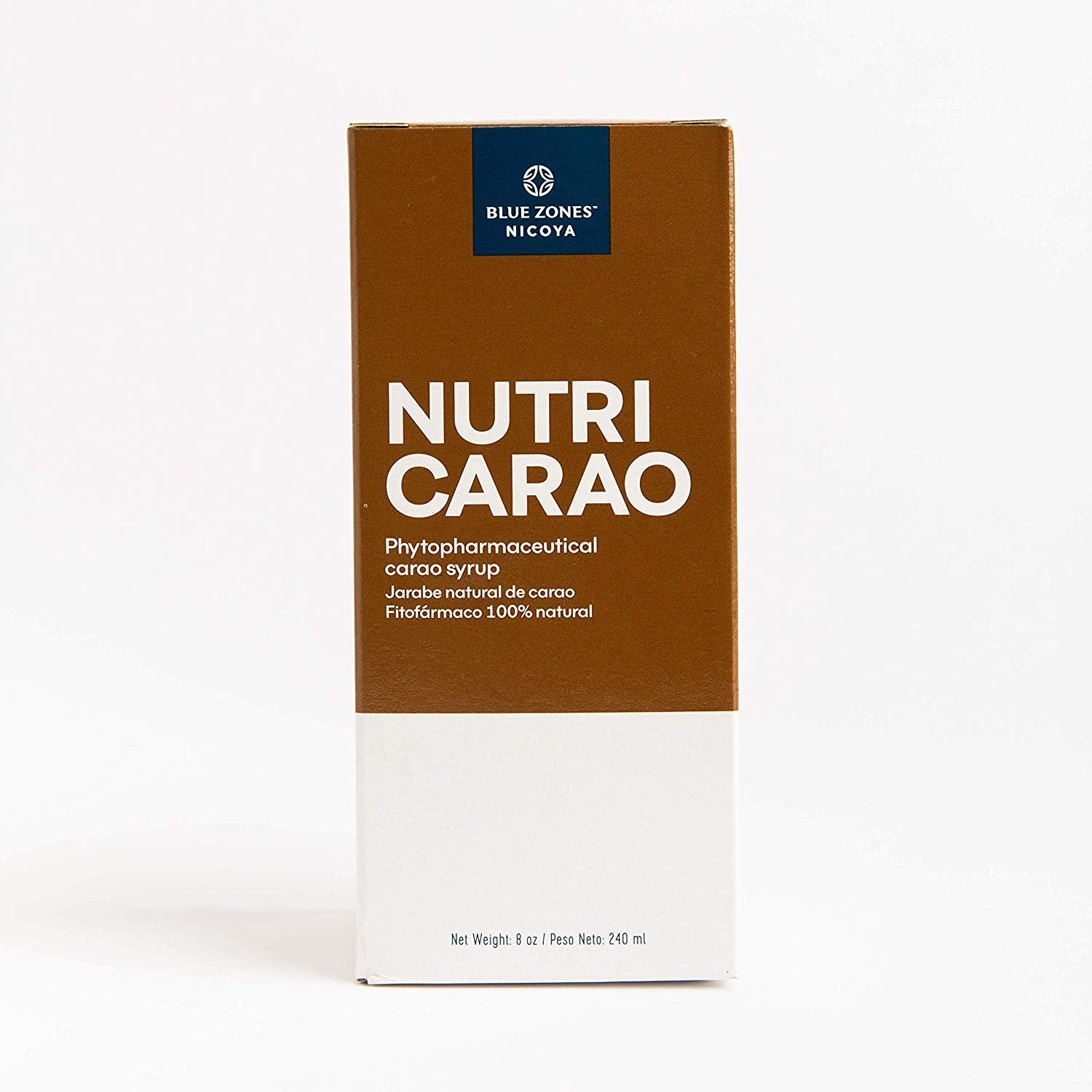 Natural Syrup Nutricarao