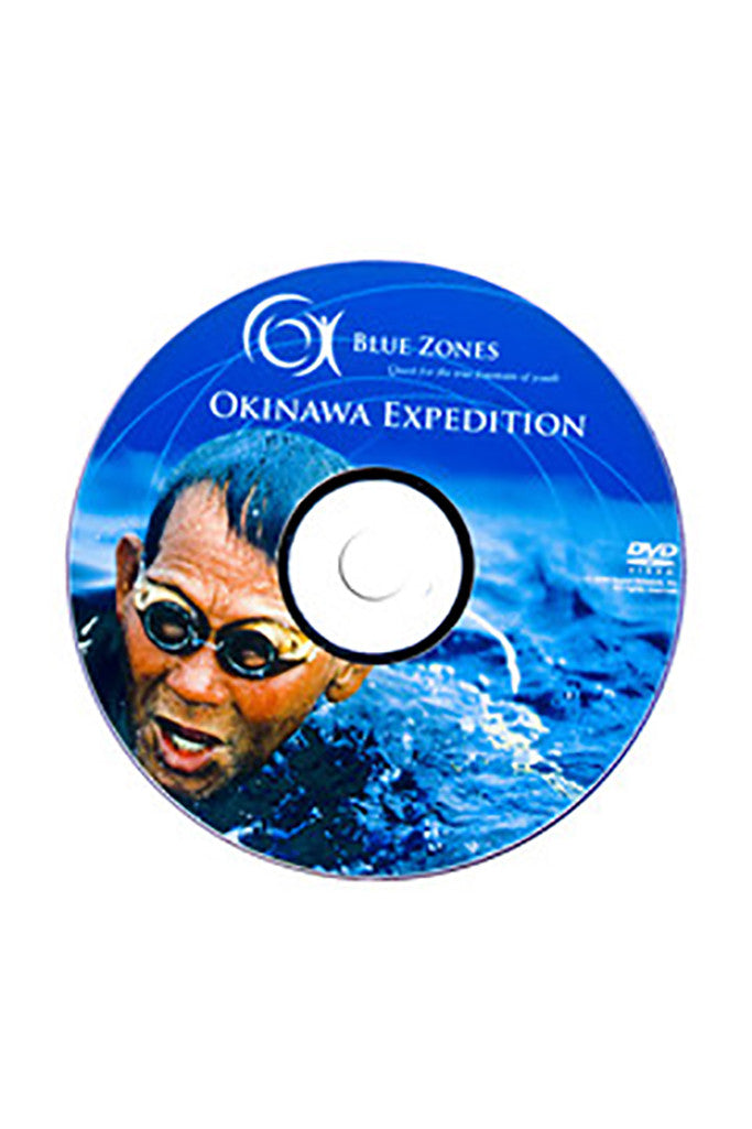 Okinawa, Japan - Blue Zones DVD