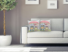 "Load image into Gallery viewer, Cute Cushion Cover - 17"" (45cmX45cm) Pillow Cushion Cover"