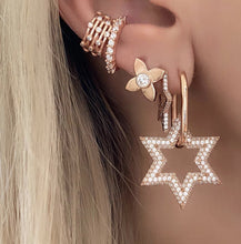 Load image into Gallery viewer, Star Earrings