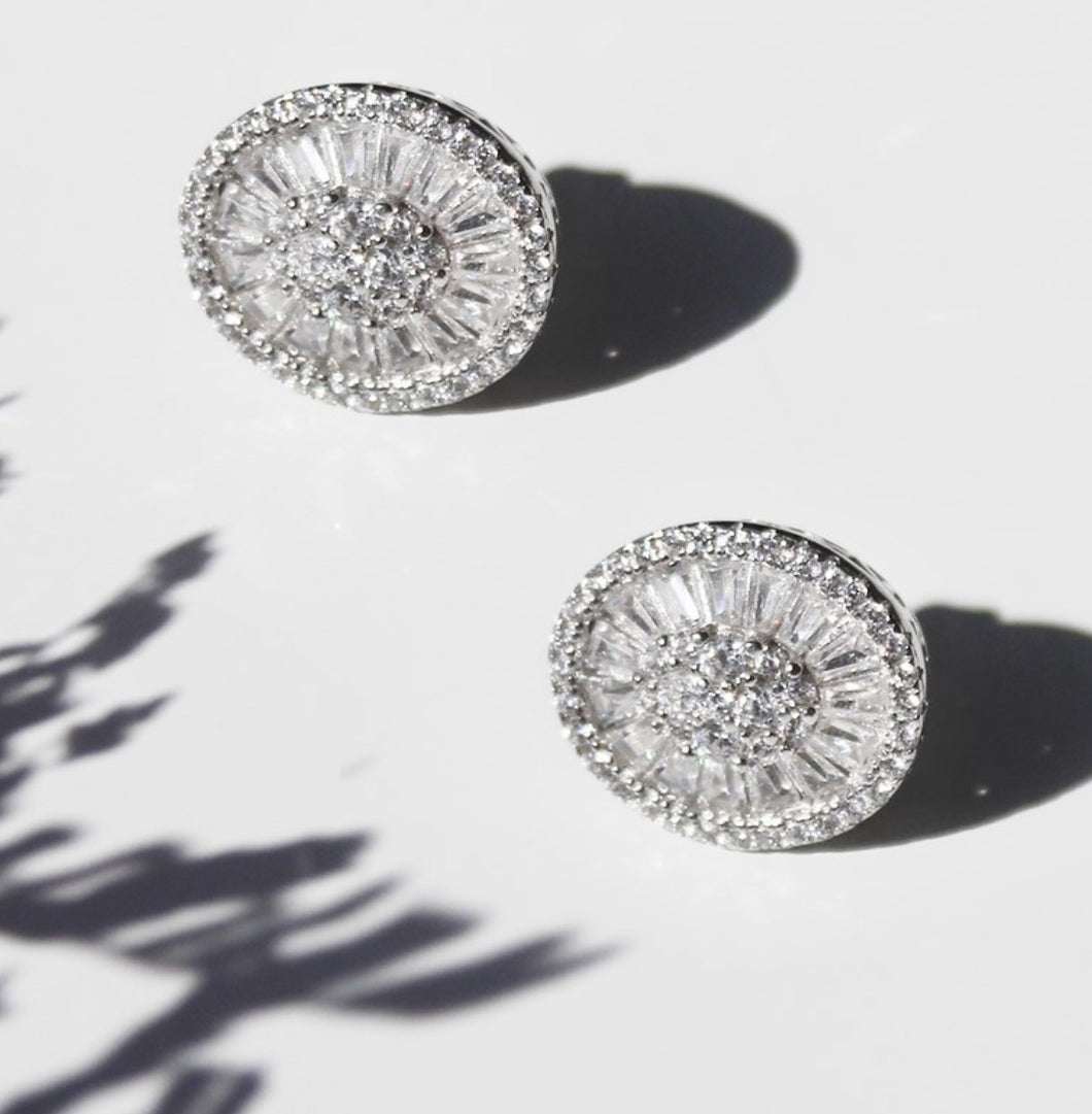 Dainty Stud Earrings