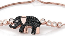 Load image into Gallery viewer, Adjustable Elephant Bracelet