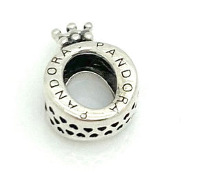 Clear Sparkling Crown O Charm