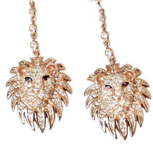 Load image into Gallery viewer, Lion Earrings