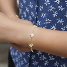 Load image into Gallery viewer, Gold Plated Bracelets With Charms