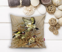 Load image into Gallery viewer, Goldfinch Cushion Covers - 43X43cm Home Sofa Bedding Decor