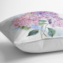 Load image into Gallery viewer, Hydrangea Cushion Cover - 43X43cm Home Sofa Bedding Decor