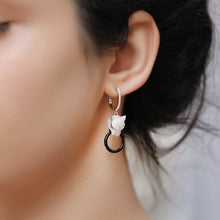 Load image into Gallery viewer, Tiger Statement Earrings