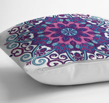 "Load image into Gallery viewer, Mosaic Printed Cushion  Covers - 18"" (45cm) Pillow Cushion Cover"