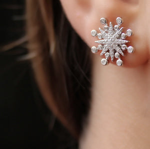 Northstar Statement Earrings