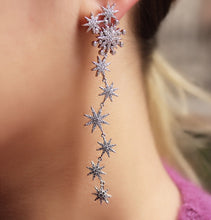 Load image into Gallery viewer, North Star Earrings