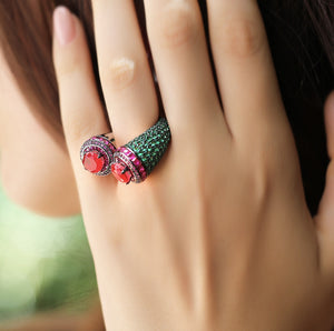 Color Contrast Ring