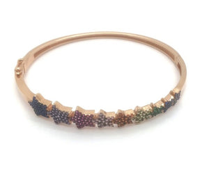 Colourful Star Bracelet