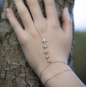 Star Finger Bracelet