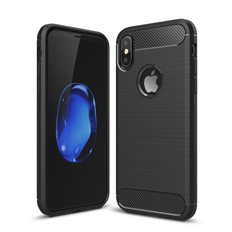 Abstract Carbon Fiber Case iPhone 5 Through X - Serious Carbon