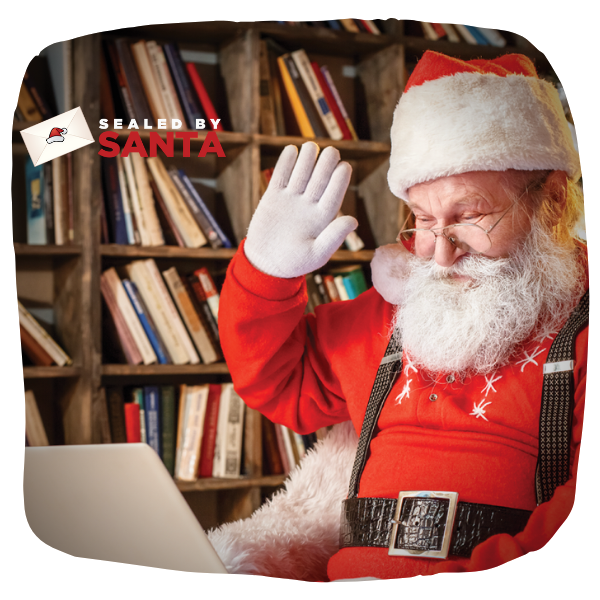 Send Personalized Gifts from Santa