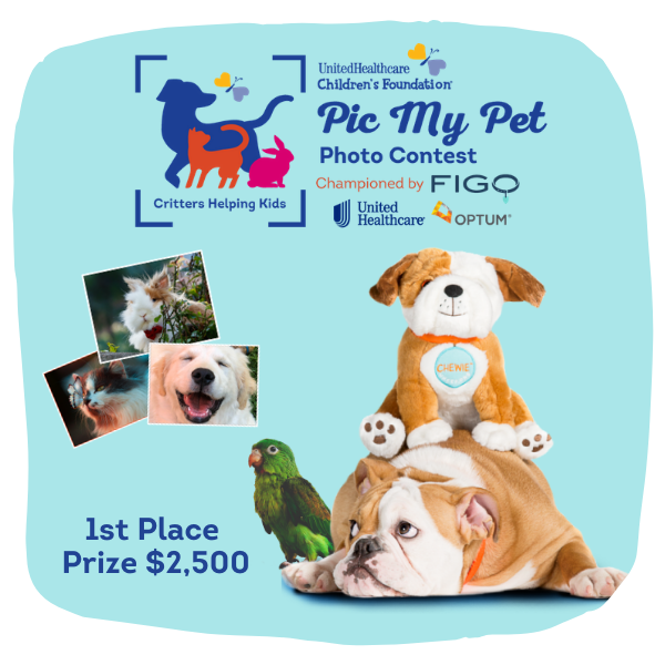 Oh What Fun… for Pets. Enter the Pic My Pet Photo Contest