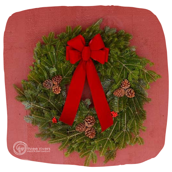 Deck the Halls with Three Rivers Wreath and Plant Co.