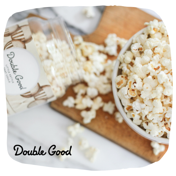 Make Their Holidays Pop with Double Good Popcorn