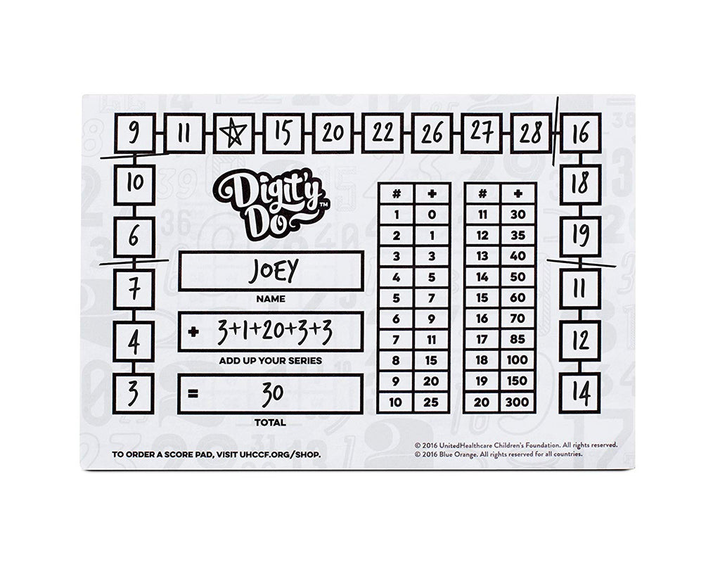 Digit'y Do® - 2 Pack Game Pads