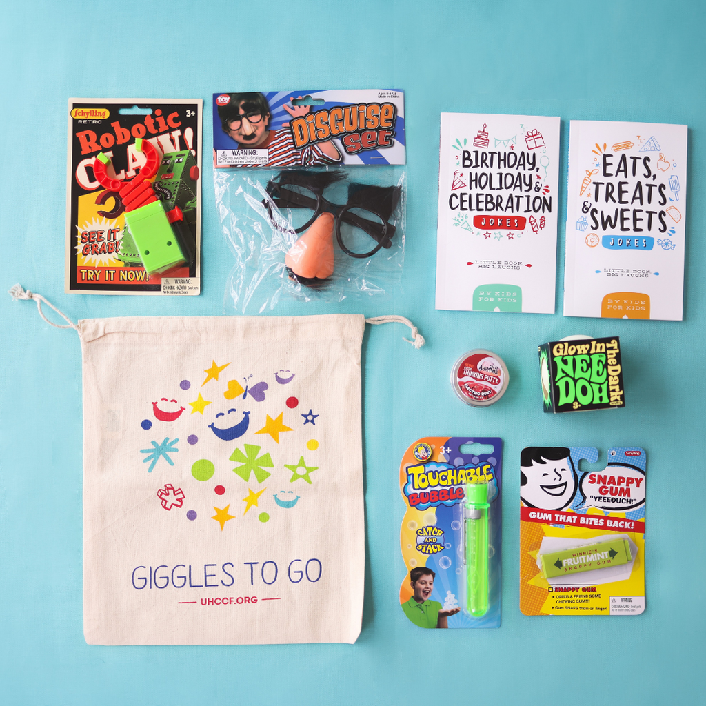 Giggles to Go™ Bag
