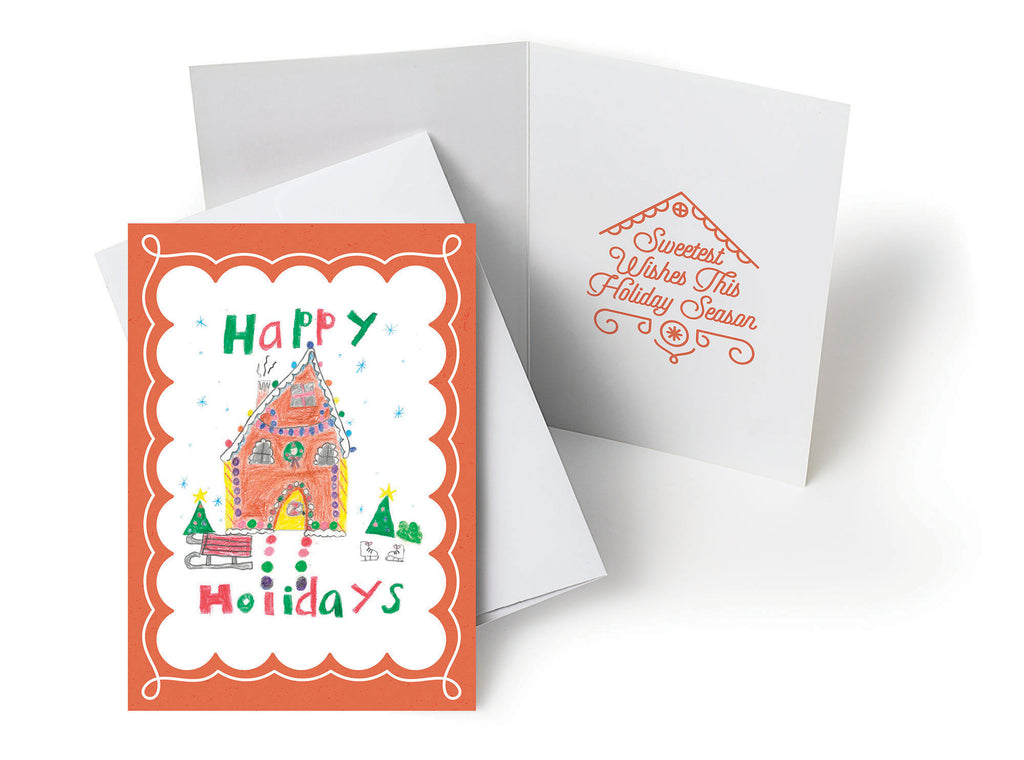 UHCCF Holiday Card – Gingerbread-topia