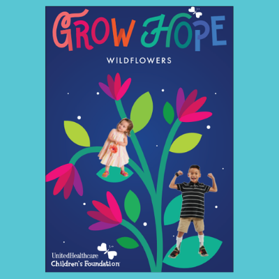 Grow Hope Seed Packets- Bag of 12 packets